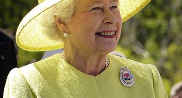 Britain's leading tourist attraction? The Queen
