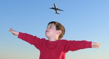 How to fly long-haul with kids in tow