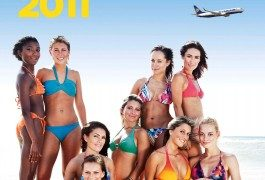 For sale: Ryanair's 2011 Charity Calendar