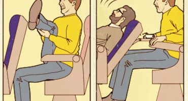 10 most annoying things people do on planes