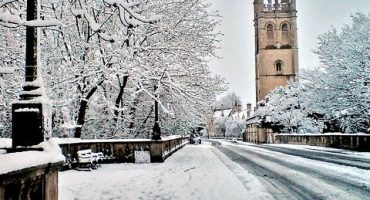 Winter wonderland or travel nightmare in the UK?