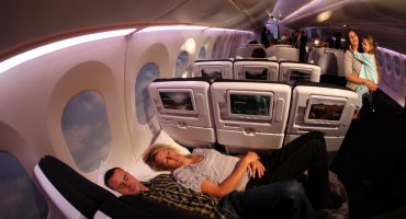 Air New Zealand reveals their Boeing-777