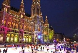Vienna's Ice Dream, a winter holiday for £39