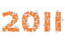New Year's wishes from liligo.com!