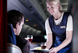 Airline companies: 5 innovative in-flight services