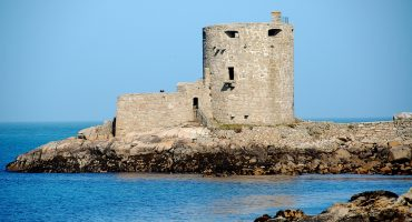 Royal romance in the Isles of Scilly