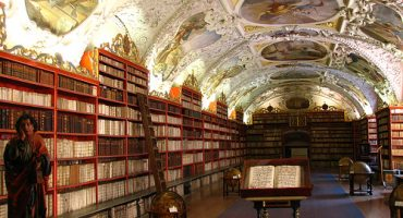 Put on your nerdy glasses and travel to the world's most beautiful libraries