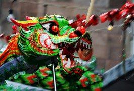 Top 5 Chinatowns: Chinese New Year around the world