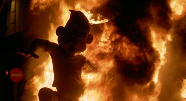 Las Fallas: Spain rings in spring with puppets on fire