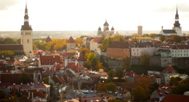 Hot deal to a hot spot: London – Tallinn for £71