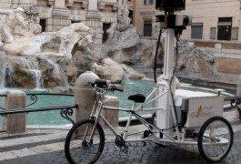 Google Streetview takes a tour of historic sites