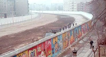 The Berlin Wall turns 50 in August