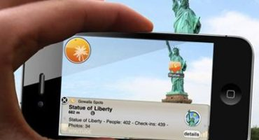 Travelling with augmented reality