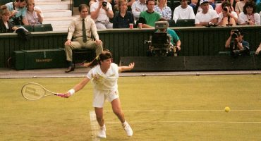 Workin' it at Wimbledon: The Championships