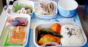 The truth about airline food
