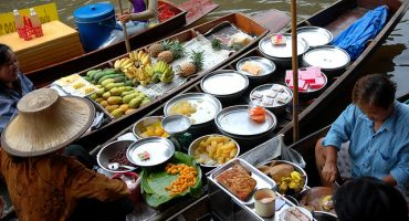 Thailand: a country that touches all 5 senses
