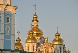 Euro 2012: Kiev, the Ukrainian capital (1/8)