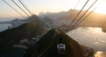 Top 5 cable car rides around the world