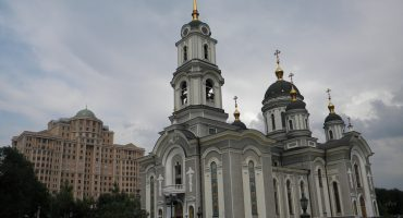 Euro 2012: Donetsk, the edge of Eastern Europe (6/8)