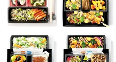 KLM introduces their new À La Carte menu for Economy