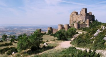 Tour Spain, castle by castle