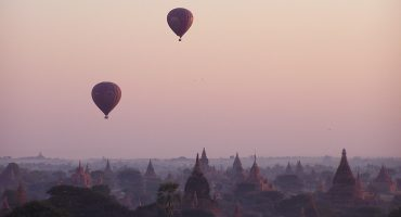Burmese dreams: starting from £639