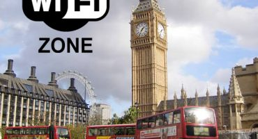O2 is bringing free wifi to London!