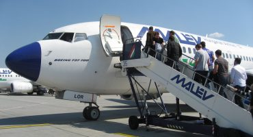 Airline news: Malev falls from the skies
