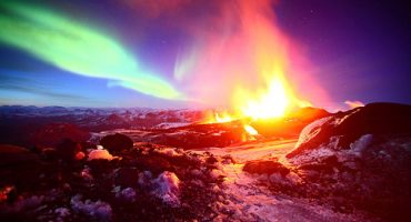 Photo-op: capturing Iceland's volcanoes and northern lights