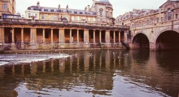 Heritage Britain: Bath