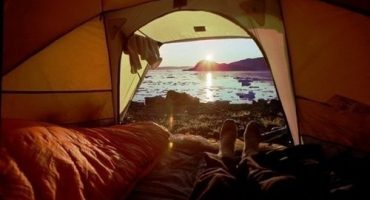 #fridayfinds: camping in the great outdoors