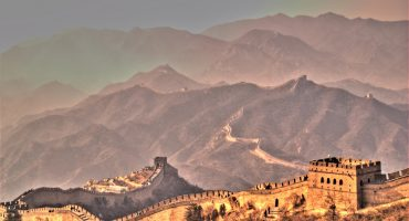 China's Great Wall is getting greater by the minute