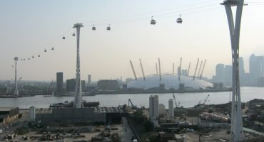 Introducing London's first cable car