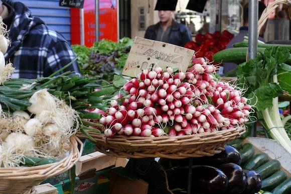 Marche d'Aligre Paris food market