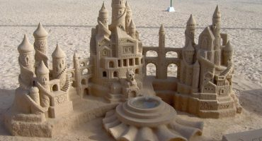 Beach hols: your guide to the perfect sandcastle