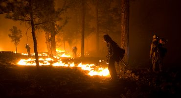 Spain fires put a damper on late-summer hols