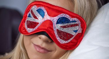 Luxury travel: Virgin's new eyeshades
