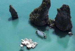 Phuket-bound for Film on the Rocks