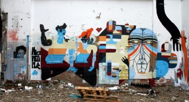 Lyon: capital of European street art
