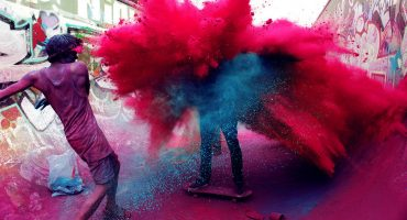 India's Holi Colour Festival for £437