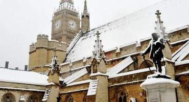 Winter wonderland: how to enjoy the snow in London