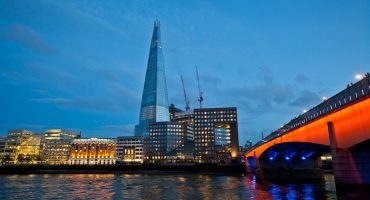 London's Shard… now open!