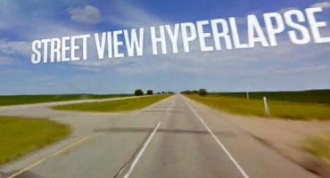 Take a road trip, compliments of Google StreetView