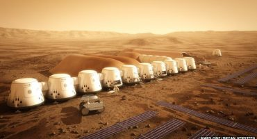 Your one-way ticket to Mars