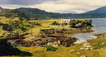 Secluded escapes in the British Hebrides