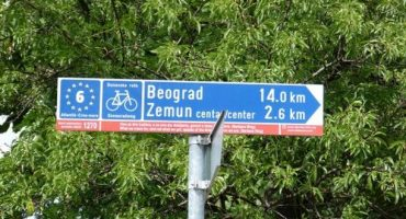 liligo.com travels: Budapest to Belgrade by bike