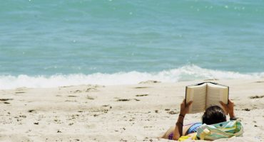 Book worms: stopping by Tel Aviv's beach library