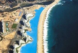 World's biggest swimming pool, know where it is?