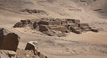 Ancient pyramid destroyed in Peru