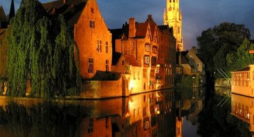 Roaming around Belgium: In Bruges